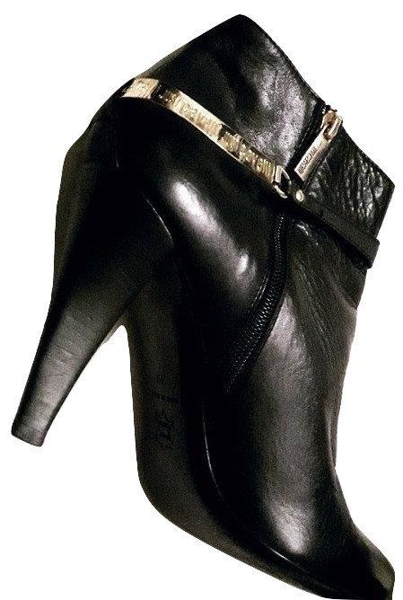 Authentic just cavalli women half boot size 39