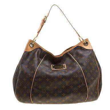 Authentic Louis Vuitton Galliera GM Bag
