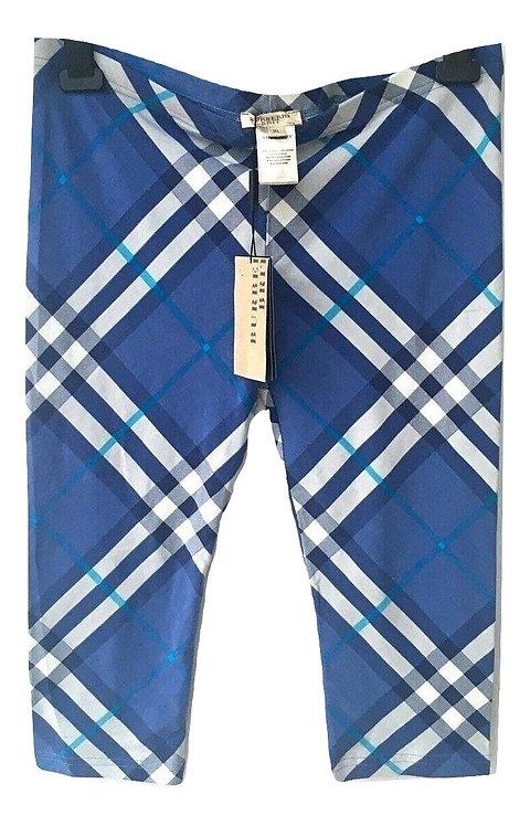 Authentic Burberry Brit women's stretch leggings Size XL fit M