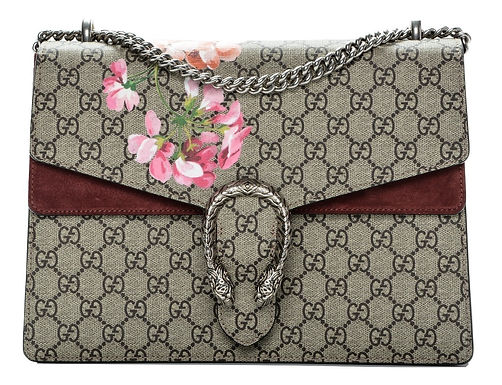Authentic Gucci Dionysus medium GG Blooms bag