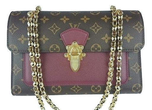 Authentic Louis Vuitton Victoire Bag