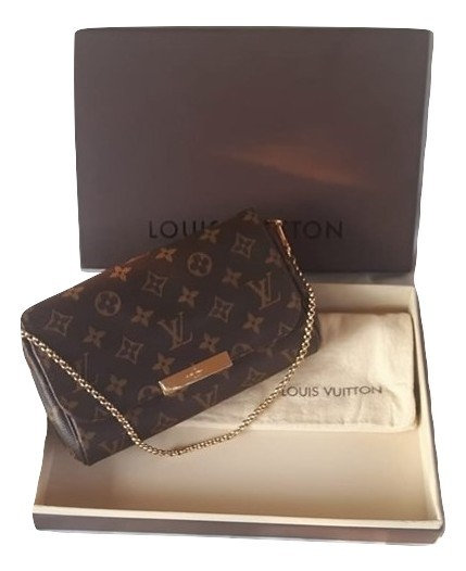 Authentic Louis Vuitton Favorite PM Bag