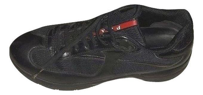 Authentic prada women's sneaker sz 37