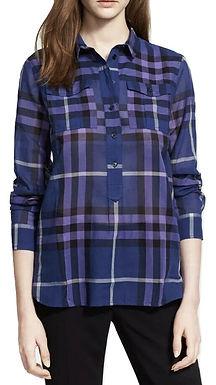Authentic Burberry Brit Women Shirt/ 375$ SZ M