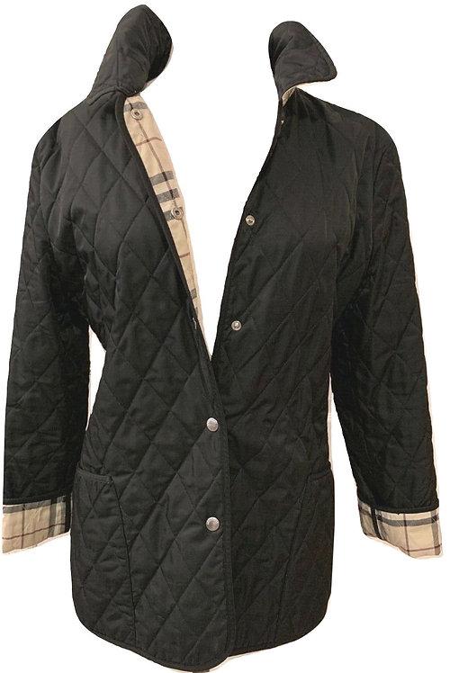 Authentic Burberry London classic women Jacket Sz M