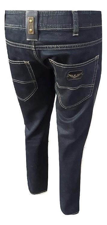Authentic women black Armany jeans size 28 USA