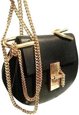 Authentic chloe Drew Small Black Cross Body Bag