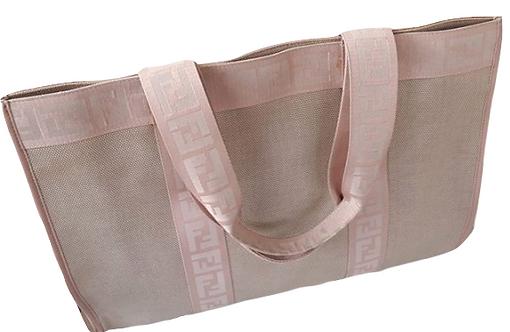 Authentic Fendi Canvas Bag