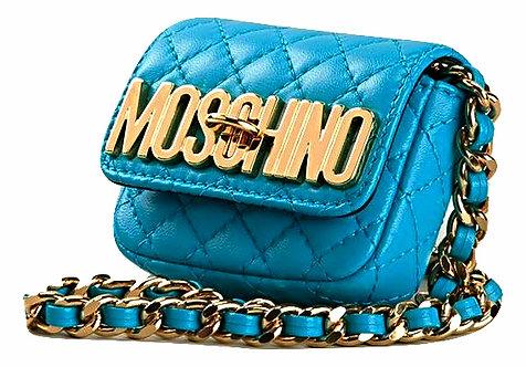 Authentic Moschino waist mini bag