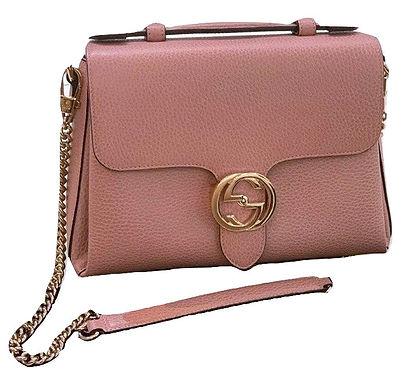 Authentic gucci Interlocking Chain bag