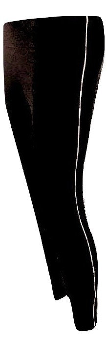 Authentic Burberry Women's Black legging SZ S
