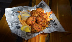 DJ's Clam Shack - Conch Fritters