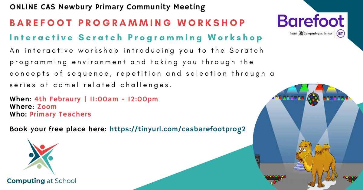 Barefoot Programming Workshop