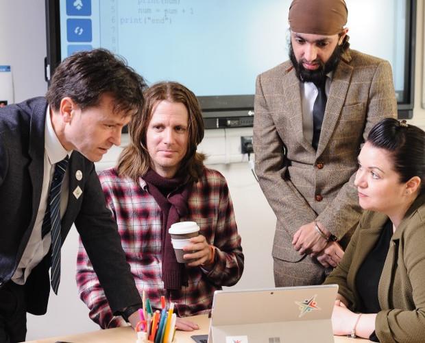 Computing At School Community Meetings