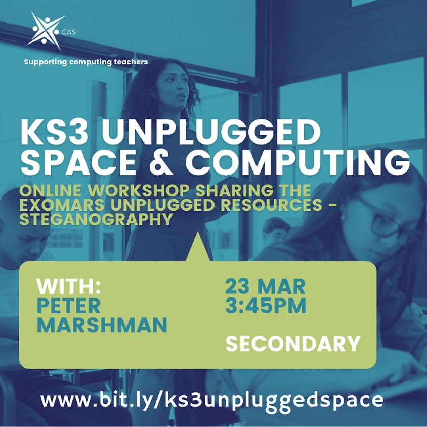 KS3 Unplugged: Space & Computing - REMOTE