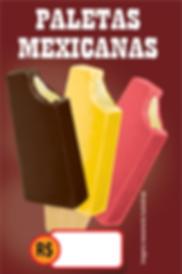 Paletas Mexicanas Zona Sul, Paletas Mexicanas Santo Amaro, Paletas Mexicanas Taboão daSerra   Sorvetes Sabrina