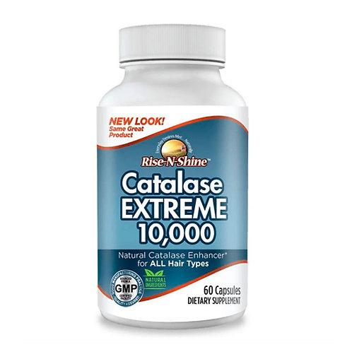 Catalase Extreme 10.000 Resgate a Cor Natural dos Cabelos - 60 Cápsulas