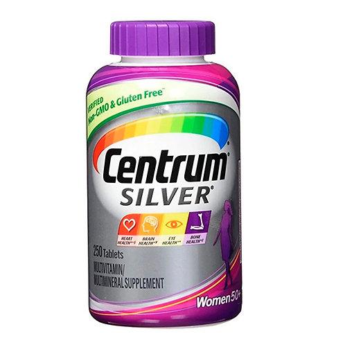 Centrum Silver - MULHER - Women 50 - (250 Tablets) , ENVIO IMEDIATO