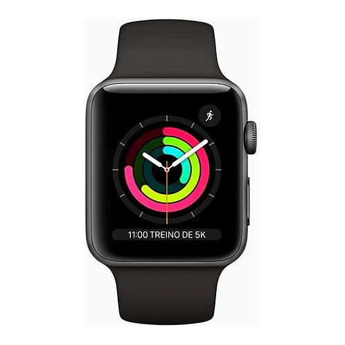 Apple Watch Serie 3 - 42mm - 1 ANO DE GARANTIA