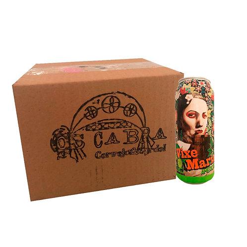 Cerveja Vixe Maria 473ML - 6 Unidades
