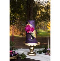 Enchanted Forest Cake