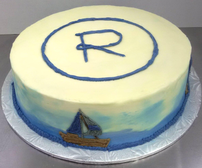Sailing Birthday