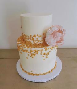 Petite Two Tier Cake