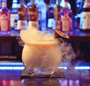 DRY ICE COCKTAIL