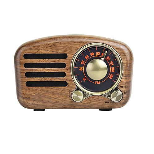 Vintage Portable Radio Bluetooth Speaker