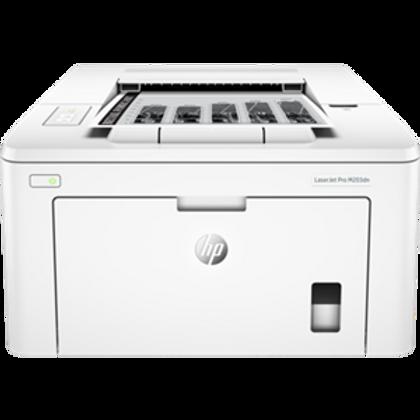 HP LaserJet Pro M203dn Printer G3Q46A,Duplex,800 MHz,256MB,LED display