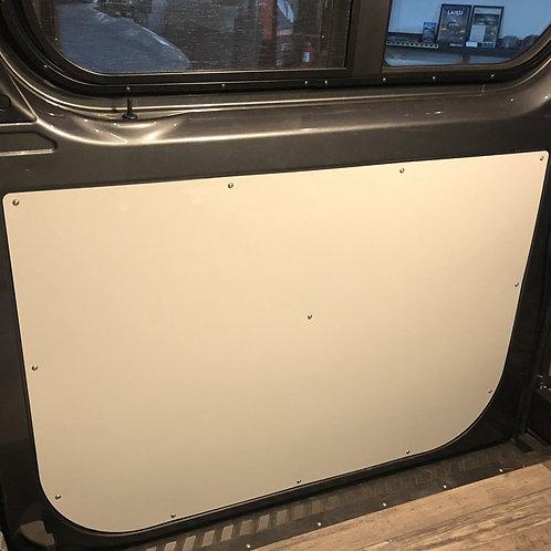 Sliding Door Panels for 07+ Sprinter Van