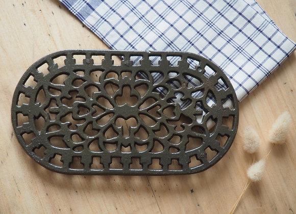 Dessous de plat bronze