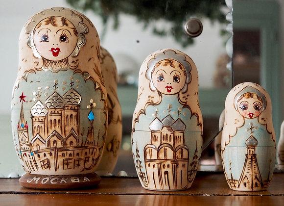 Matriochka Moscou