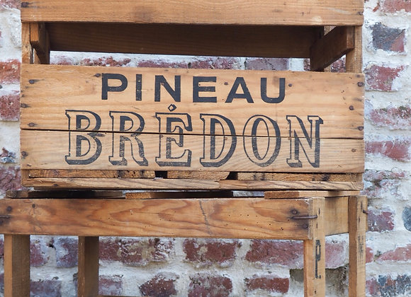 Caisse de vin Bredon