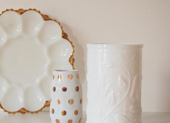 Vase opale