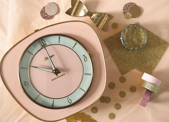 Horloge Vintage Rose