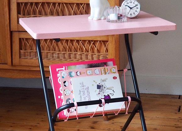 Table d'appoint scoubidou