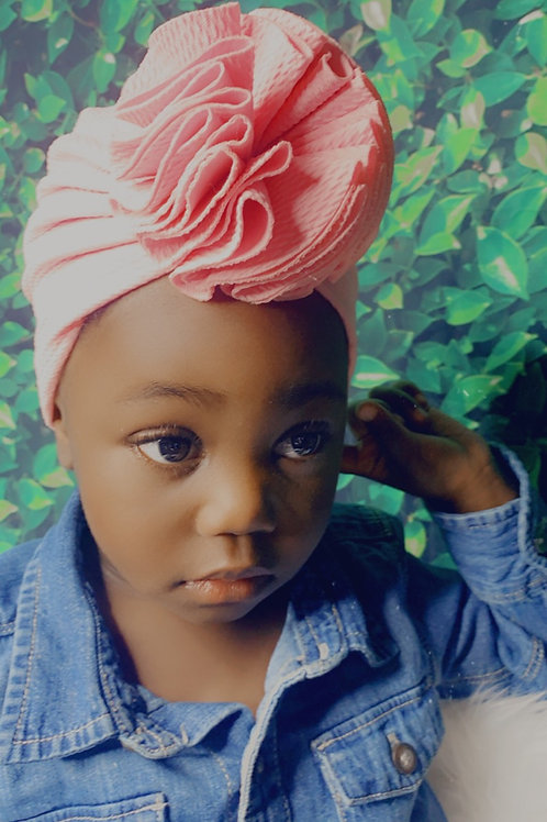 Baby Girl Turban