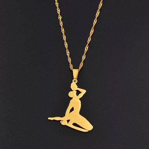 Nèg Maron necklace 40cm