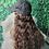 """Thumbnail: 22"""" Black slay hat"""