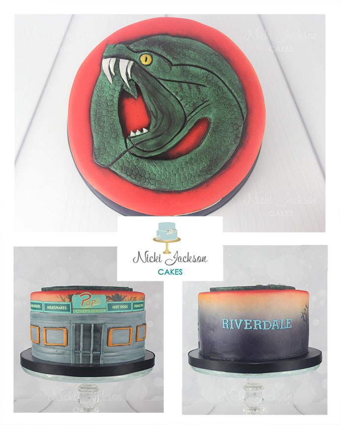 Riverdale Cake
