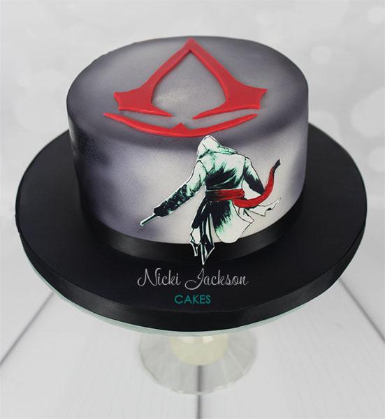 Assassin's Cake