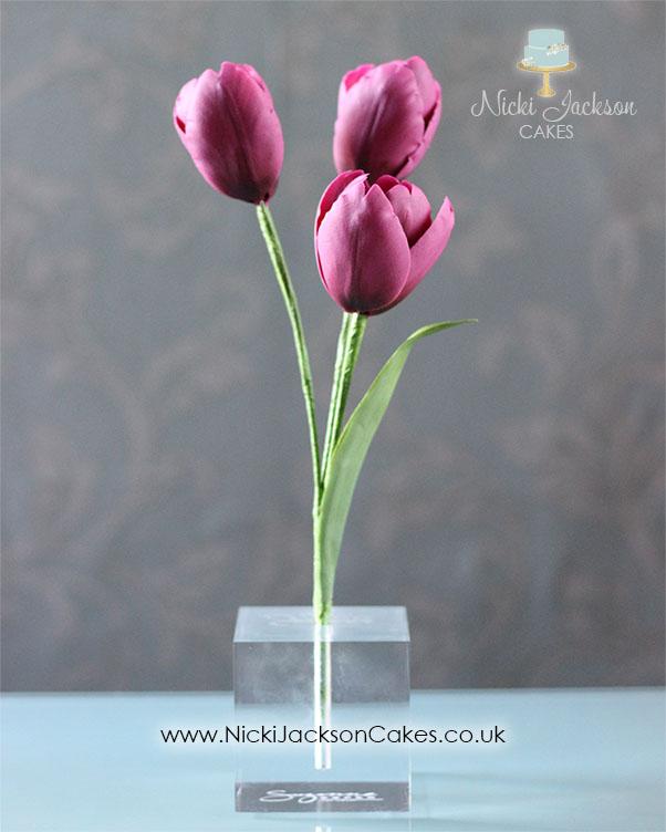 3 tulips (burgundy) JPG with Logos