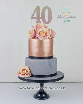 Grey Marble & Rose Gold cake.jpg