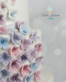 Hydrangea cascade cake 1.jpg