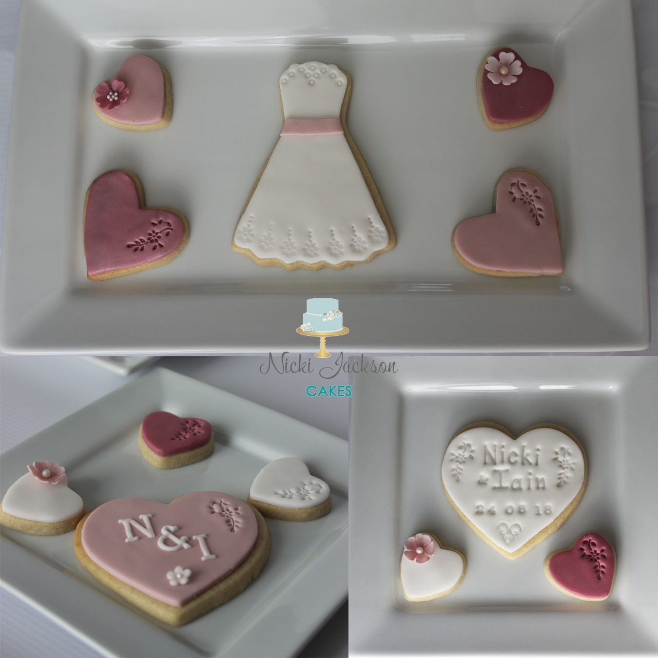 Wedding Favour Cookies