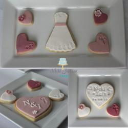 Wedding Favour Cookies