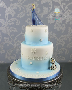 Frozen Cake 2019