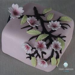 Sakura Mini Cake