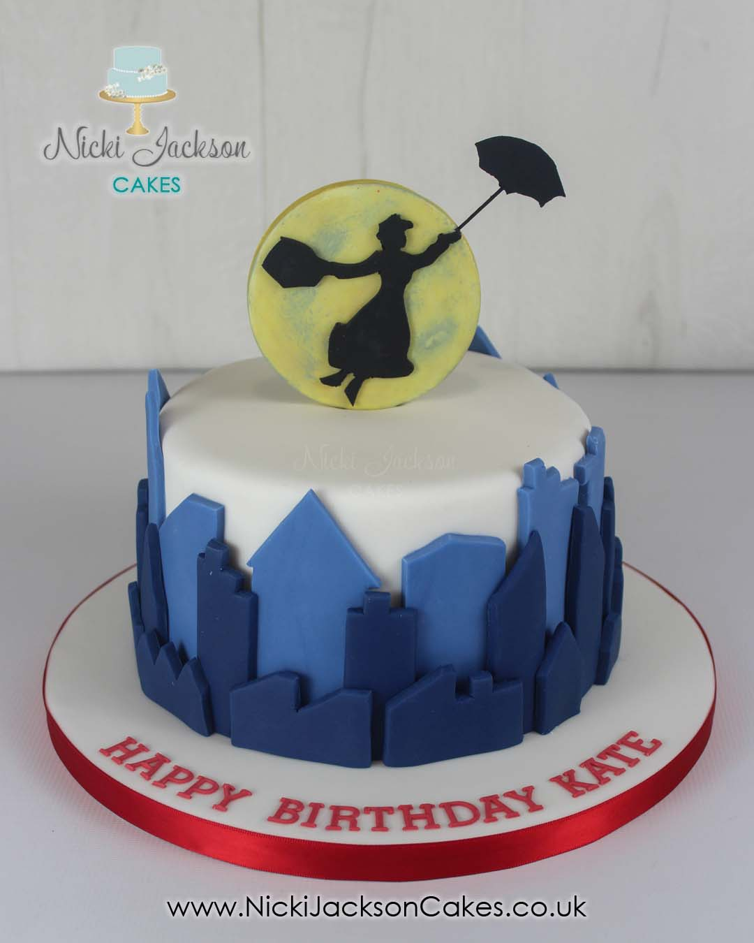 Kate Mary Poppins Cake